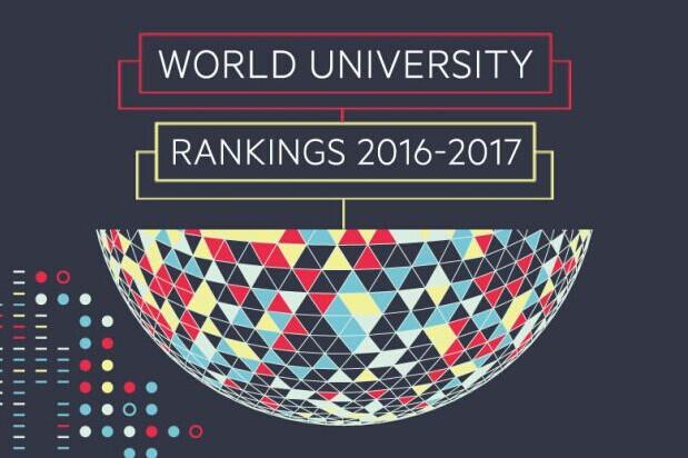 泰晤士高等教育THE发布2016/2017世界大学排名!