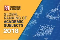 2018上海軟科世界大學學科學術排名 54科第一花落誰家?