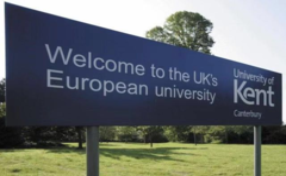 """全英排名前30的商学院 """"英国的欧洲大学""""肯特大学商学院"""