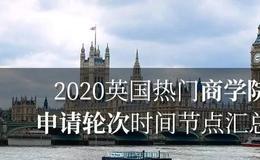 收藏啦!2020年英國八大商學院錄取標準公布!