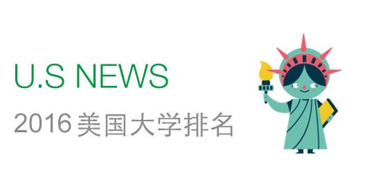 U.S NEWS2015年世界大学排名