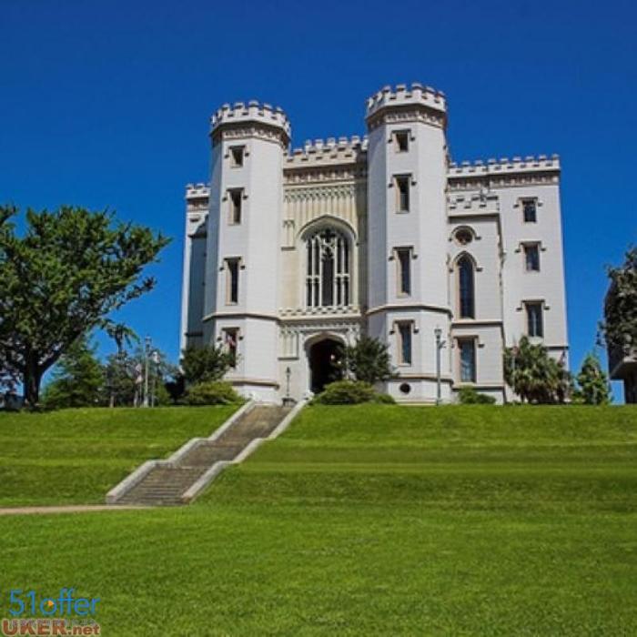 路易斯安那州立大学图片