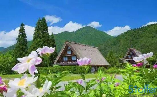 带着地图介绍十座日本唯美小镇