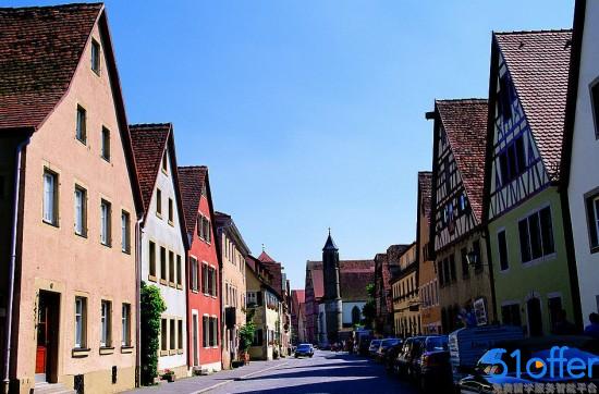 德国移民后可享受到的福利待遇