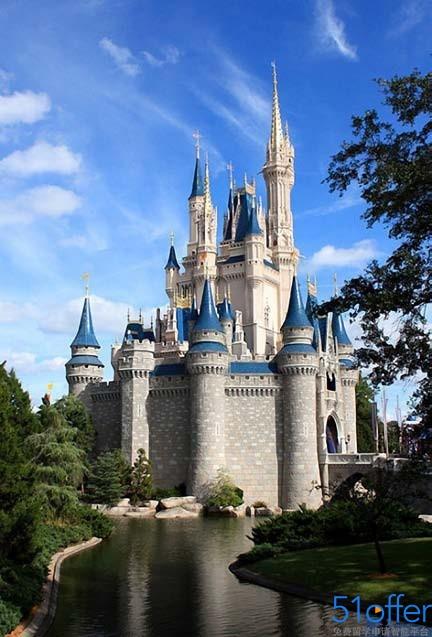 美国旅游推荐 奥兰多迪士尼世界