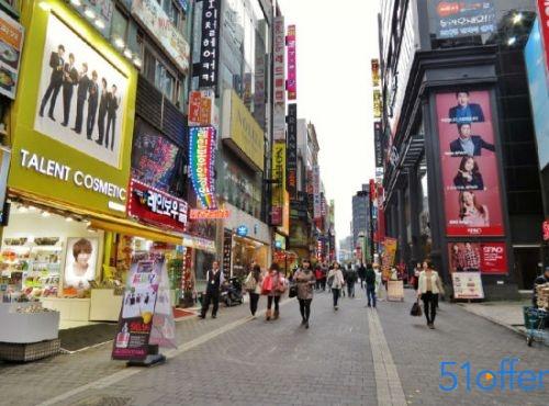 韩国拟对中国人免签
