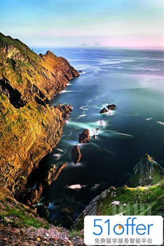 爱尔兰以西 双岛探险记(组图)