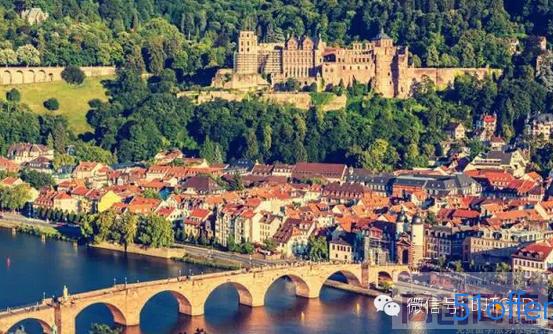 德国最美小镇