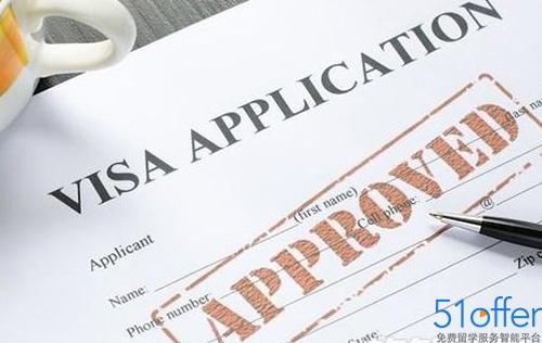 出国留学签证费用