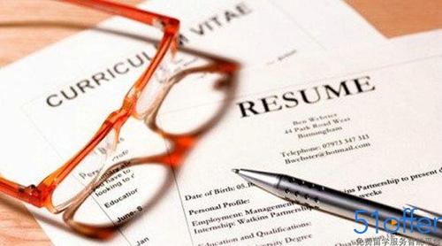 出国留学申请材料清单
