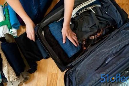 史上最全最详细 出国留学行李清单