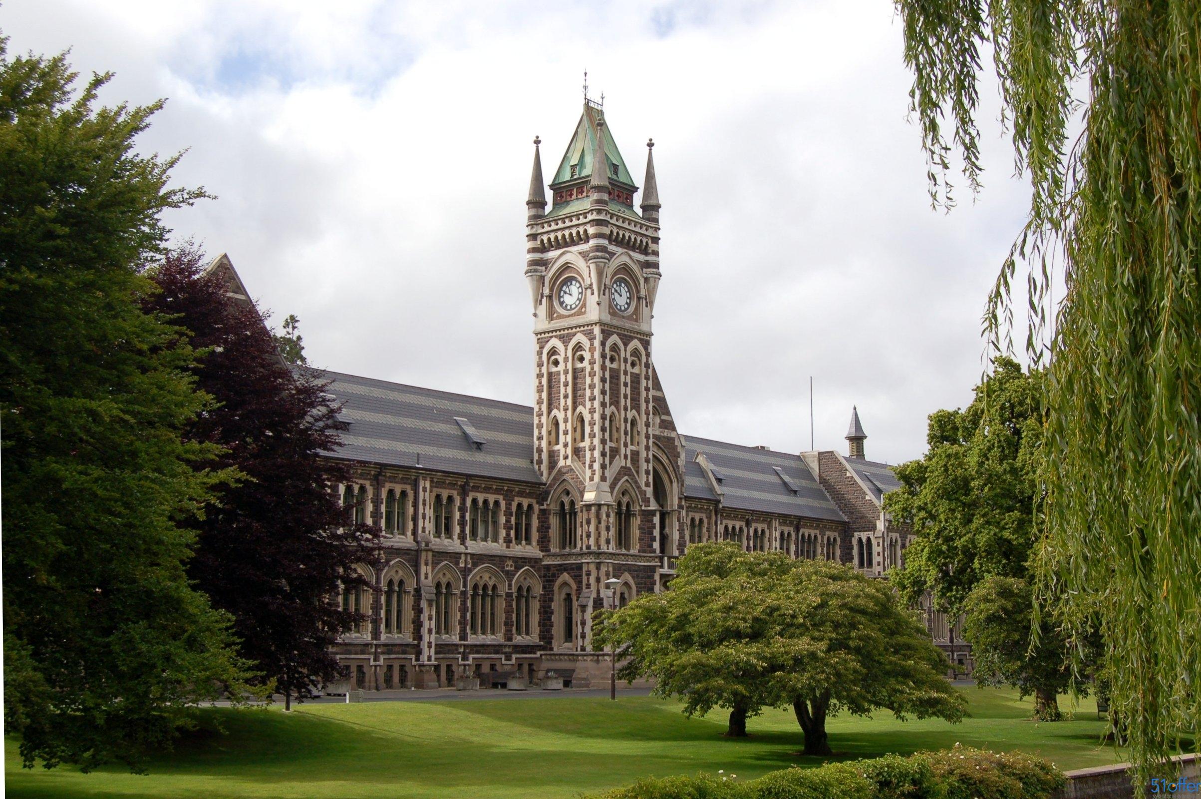 奥塔哥大学也有全新西兰唯一的牙医学校