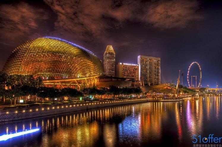 盘点新加坡最受欢迎的七大专业