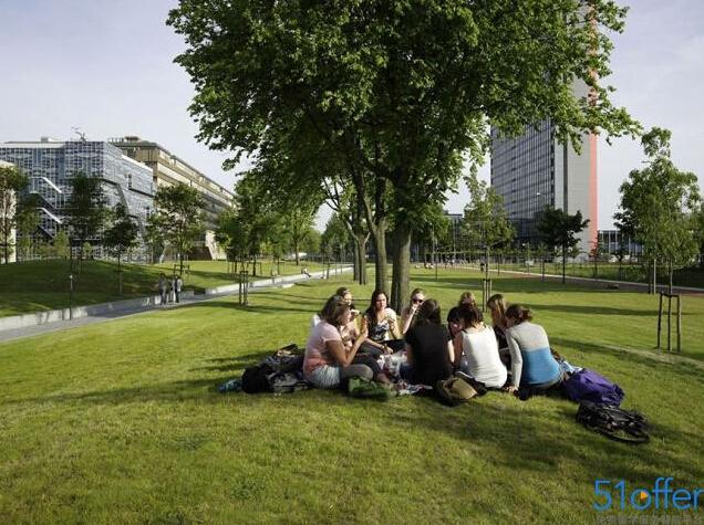 荷兰留学:感受不同文化气息