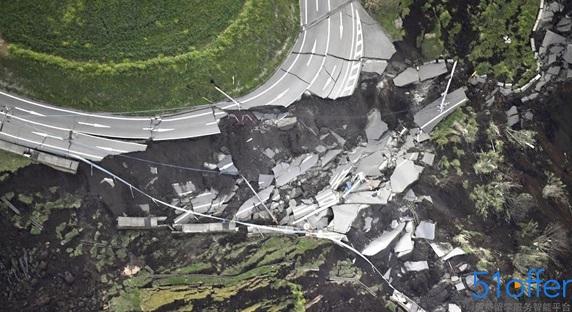前辈讲述在日本留学遭遇地震的真实经历