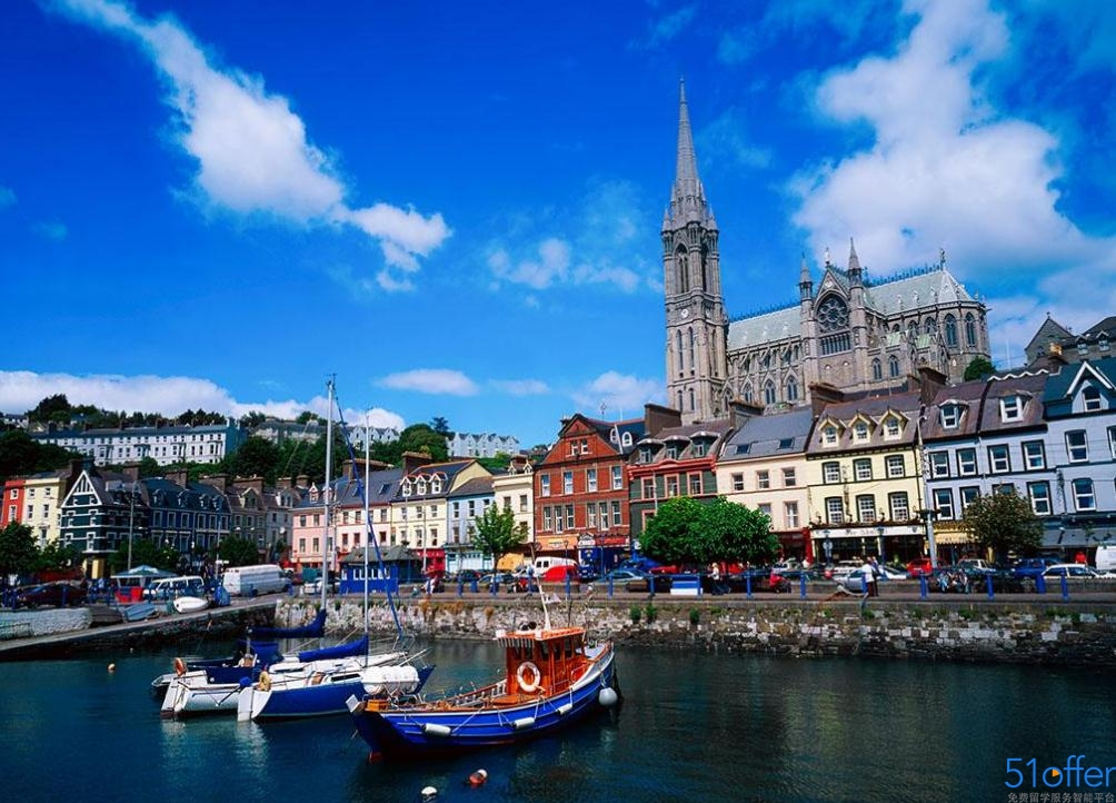 不同雅思成绩决定不同爱尔兰留学方案