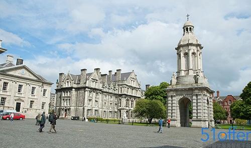 爱尔兰哪些院校有全额奖学金