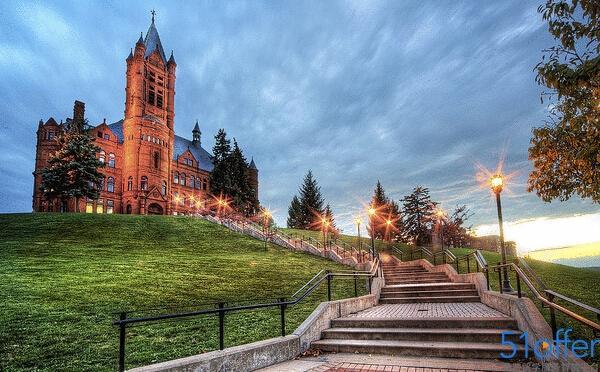 雪城大学建筑