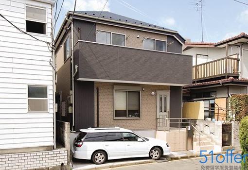 在日本帝京大学留学怎么租房