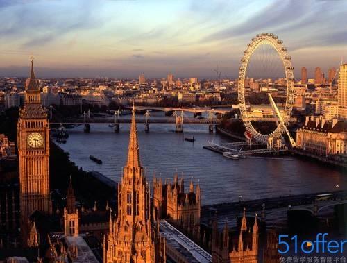 英国留学五大理想城市有你的菜吗