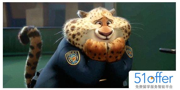 疯狂动物城头像 豹子