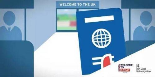 英国签证边检步骤如何入境英国?