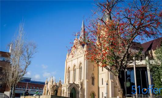 阿德莱德大学丰富多彩的留学生活