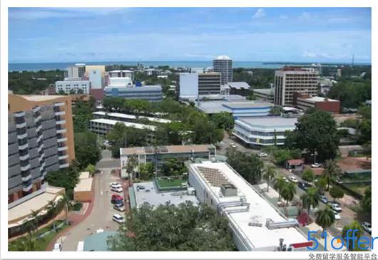 2016年THE全球国际化澳洲大学排行榜