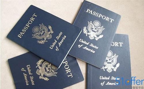 留学去美国哪些证件要带