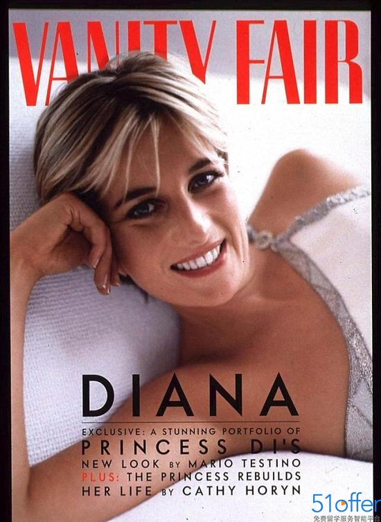 戴安娜王妃也曾经出现在《名利场》封面-英国女王带4只柯基当上名利